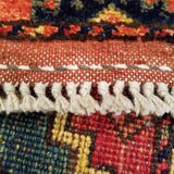 "5'3"" x 6'5""   Hajli Rug Back View"