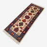 "2'6"" x 6'4""   Gabbeh Runner Rug Back View"