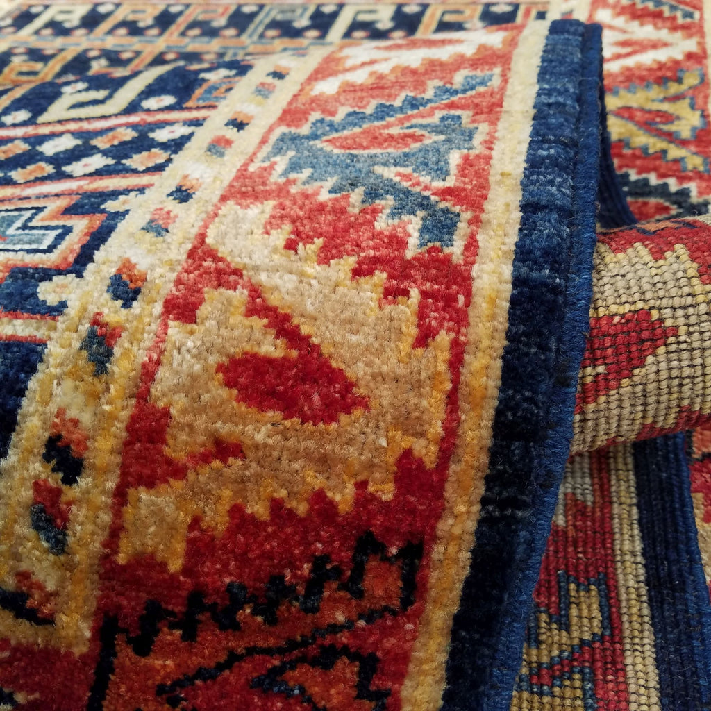 "2'9"" x 9'0""   Chichi Runner Rug Back View"