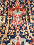 "1'11"" x 5'0""   Bidjar Runner Rug Back View"