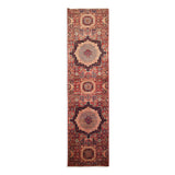 "2'6"" x 9'6""   Mamluk Runner Rug Top View"