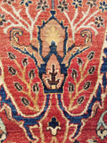 "2'0"" x 4'10""   Bidjar Runner Rug Back View"