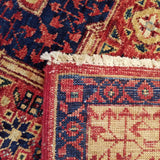 "8'11"" x 11'11""   Mamluk Rug Back View"
