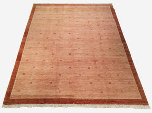 "7'10"" x 9'10""   Nepalese Rug Top View"