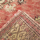 "2'9"" x 4'0""   Turkish Ortakoy Rug Back View"