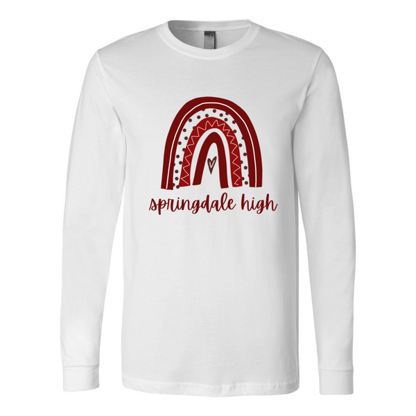 Springdale Arches Long Sleeve Tee