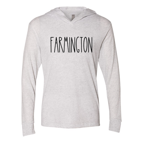 Farmington Ceramics Lightweight Hoodie