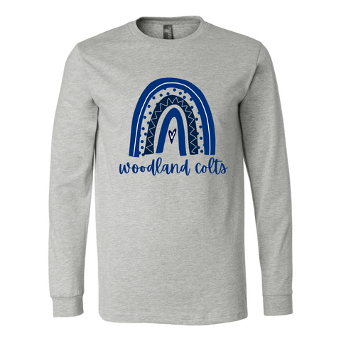 Woodland Arches Long Sleeve Tee