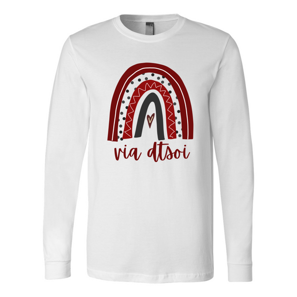 VIA DTSOI Arches Long Sleeve Tee