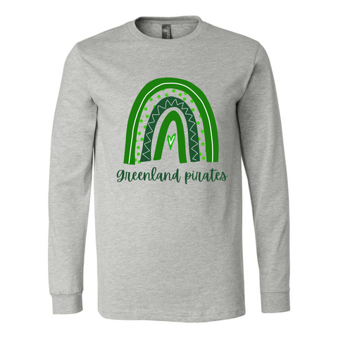 Greenland Arches Long Sleeve Tee