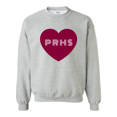 Pea Ridge Corazon Sweatshirt