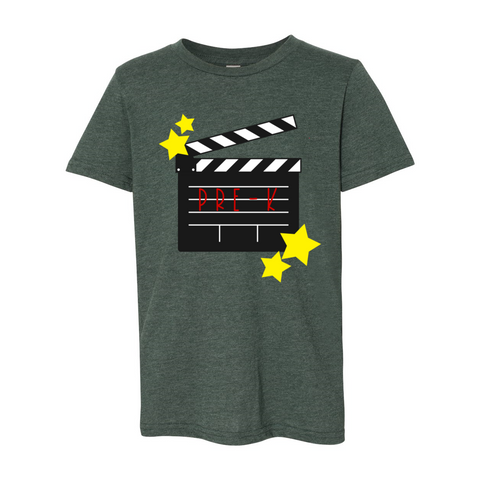 Pre-K YOUTH Hollywood T-Shirt