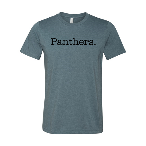 Panthers. Soft Tee
