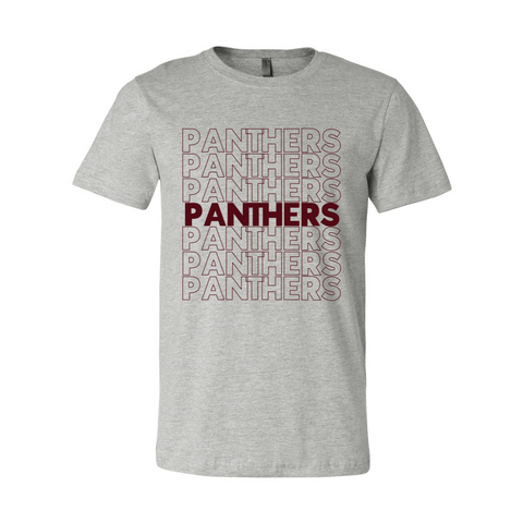 Panthers Soft Tee