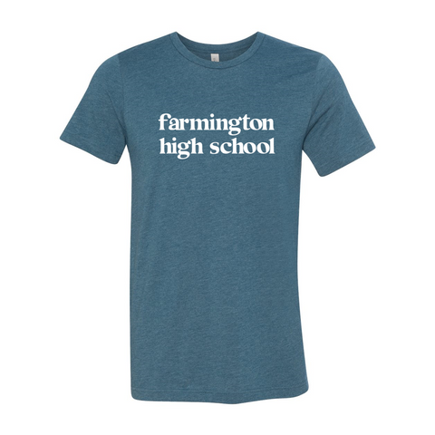 Farmington High Soft Tee
