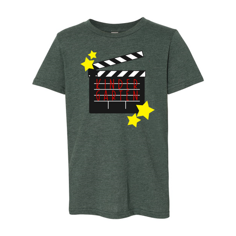 Kindergarten YOUTH Hollywood Soft Tee