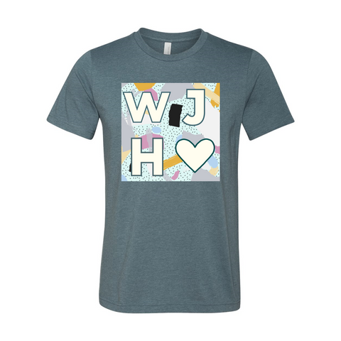WJHS Patterned Soft Tee