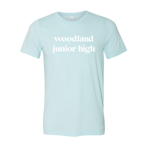 WJHS Lowercase Soft Tee