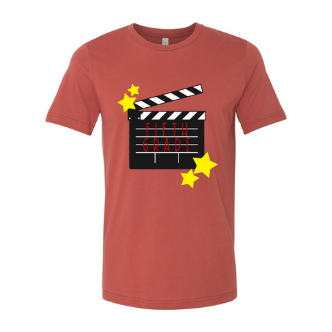 Fifth Grade Hollywood Shirt