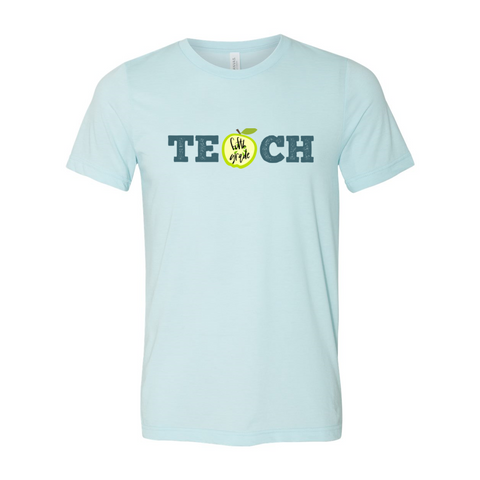 Fifth Grade Teach Tee