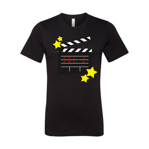 Pre-K Hollywood T-Shirt