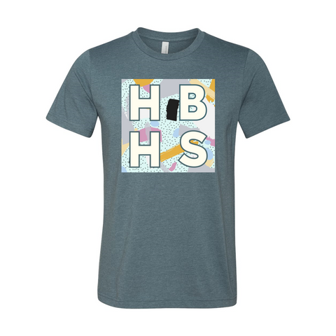 HBHS Patterned Soft T-Shirt