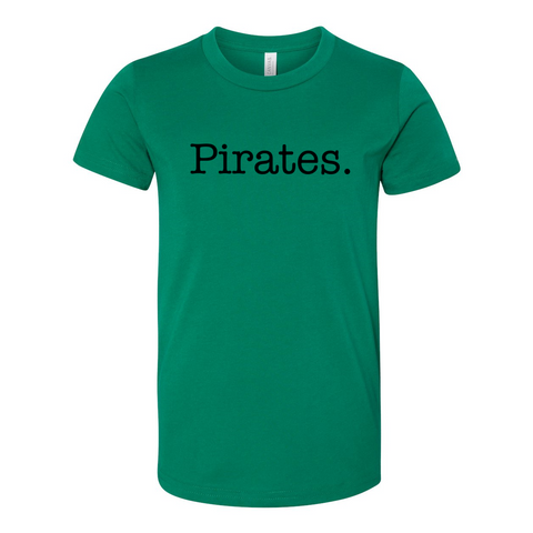 Greenland YOUTH Pirates. Soft Tee