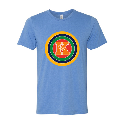 Pre-K Primary Color Circle T-Shirt