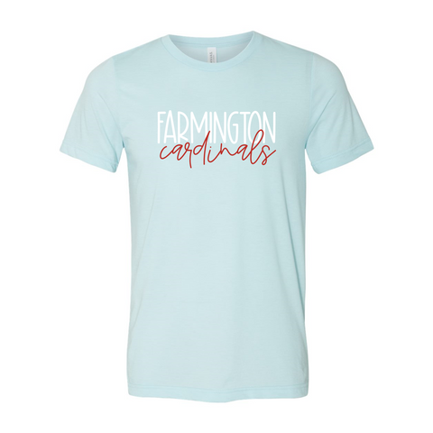 Farmington Cardinals Soft Tee