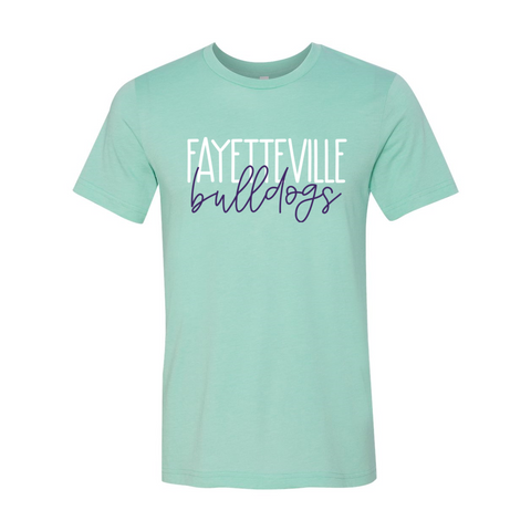 FHS Bulldogs Soft Shirt