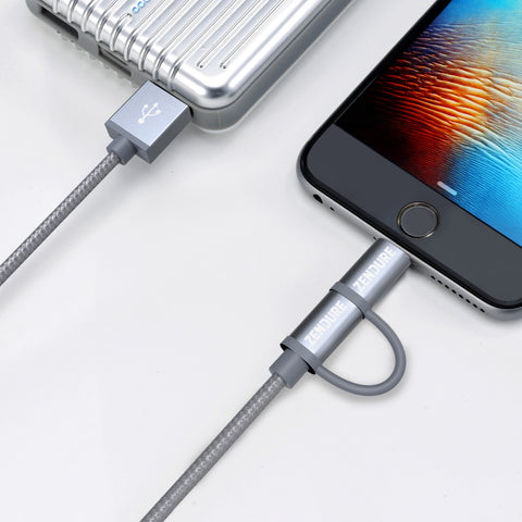 Zendure-supercord-for-apple-charging-devices