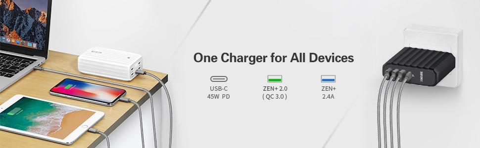 Best Quick Charge 3.0 Chargers.Zendure