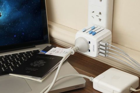 Best Travel Plug Adapter in 2018