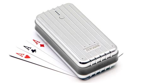 Size and Capacity Power Bank