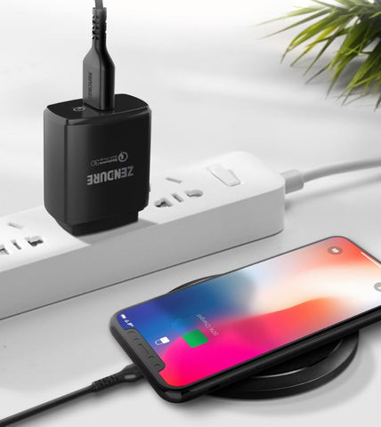 iPhone xr wireless charging