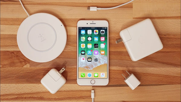 huge discount ca034 e4dba How to Charge iPhone X Plus Faster – Zendure