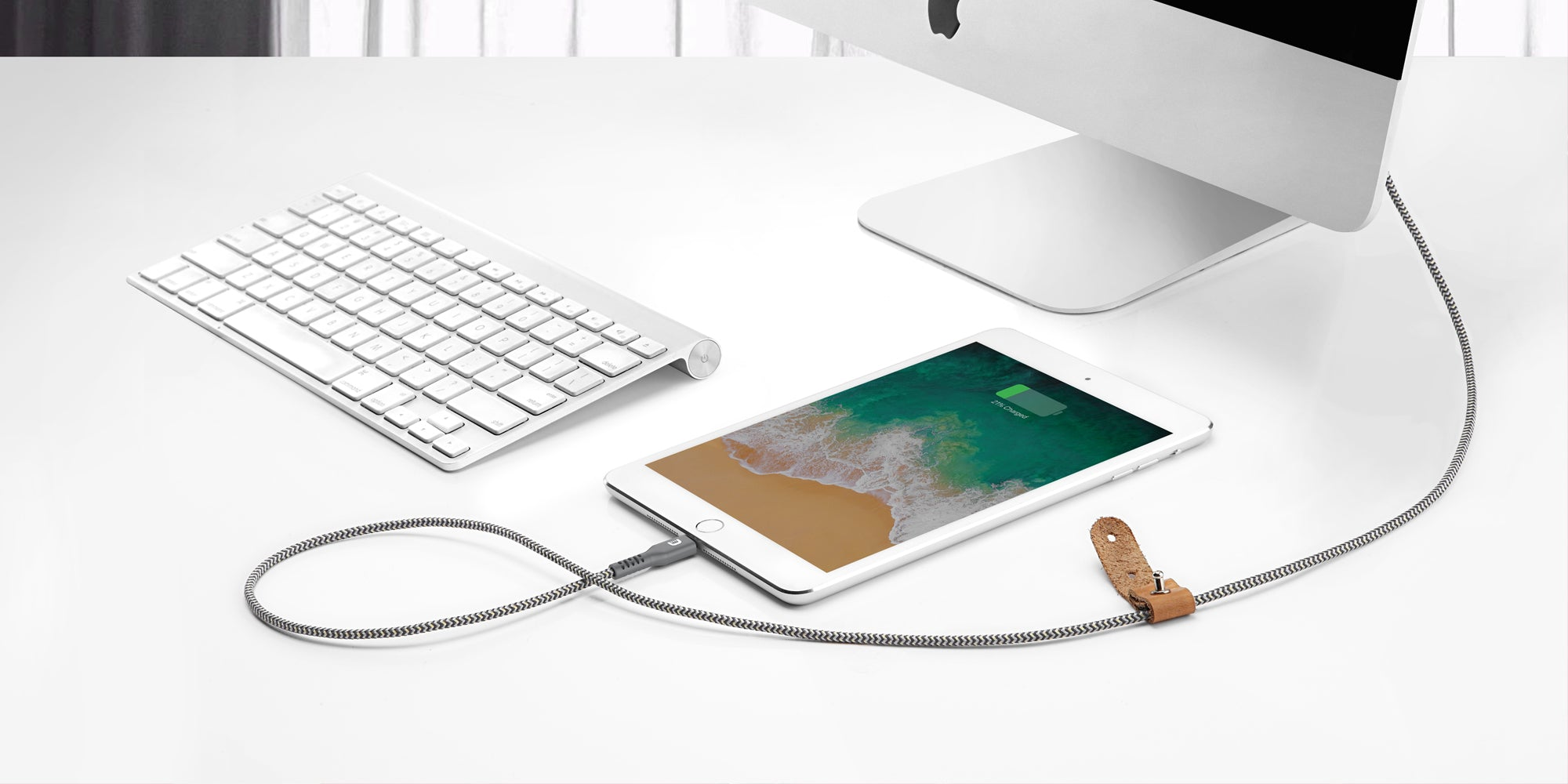 SuperCord Kevlar USB cable