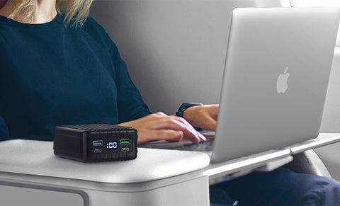 high-powered portable charger for travel