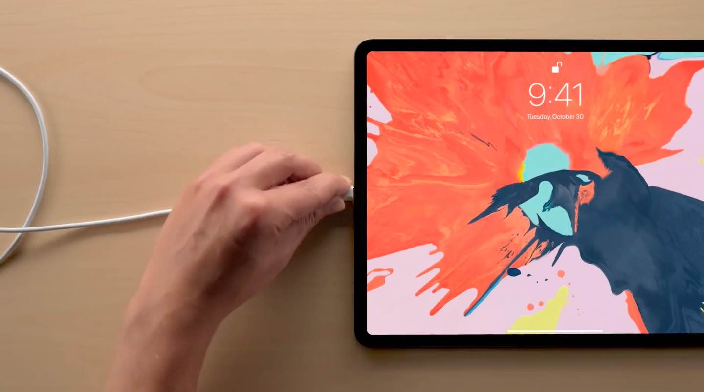 What Can You Connect to the iPad Pro 2018 with USB-C