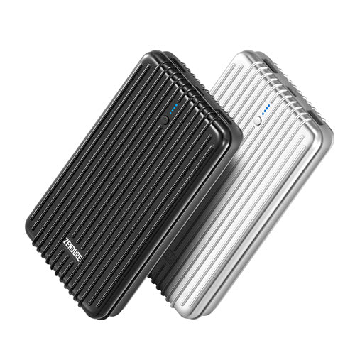 A6PD 20,100mAh Portable Charger with USB-C Input/Output - Black