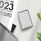 A3PD Portable Charger (10,000 mAh) -Silver