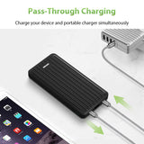Slim 18W PD 10000 Power Bank Black (10000mAh)