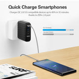 63W USB-C PD Wall Charger - Black