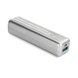 A1 Portable Charger (3,350 mAh) - Silver