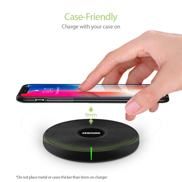 Q3 Wireless Charger - Black