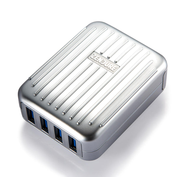 A-Series 4-Port Desktop/Wall Charger