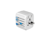 Passport 30W Global Travel Adapter - White