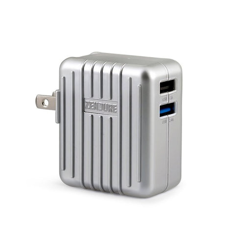 Chargeur mural double port 3.4A