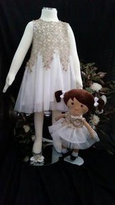LAST CHANCE Tink Dress and Doll set
