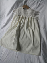 Load image into Gallery viewer, Christening Gown Set - Cream